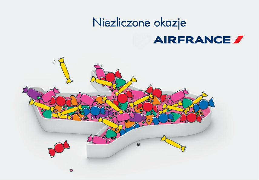 Obniżki cen biletów z okazji 80. urodzin AIR FRANCE!