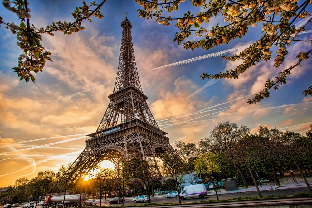 W Paryżu najpiękniej jest… zimą! Lot w 2 strony za 214 zł!