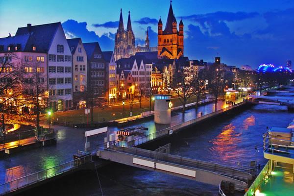 5-dniowy City Break – może Kolonia (Köln)?