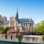 Katedra Notre-Dame de Paris - jedna z najsłyniejszych świątyń na świecie