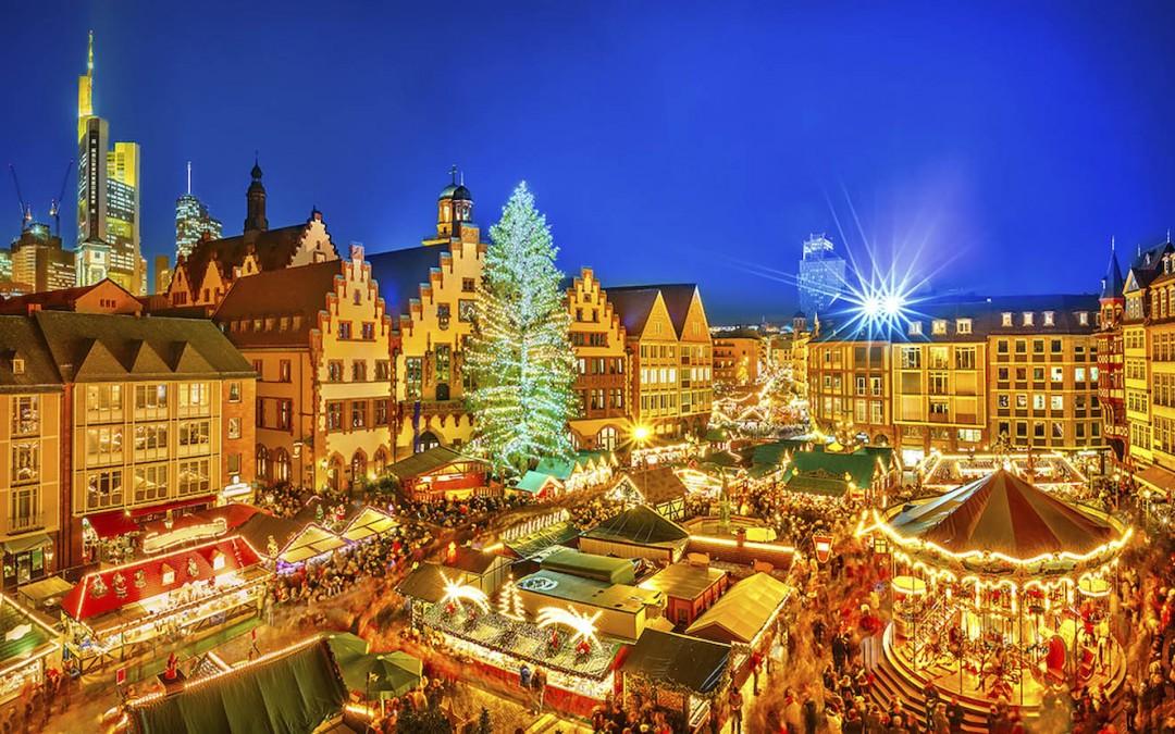 Jarmarki bożonarodzeniowe – pomysły na świąteczny City Break!