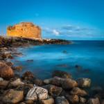 Zamek w Pafos.