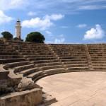 Starożytny amfiteatr w Pafos.
