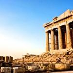 Zabytków w Atenach nie brakuje!
