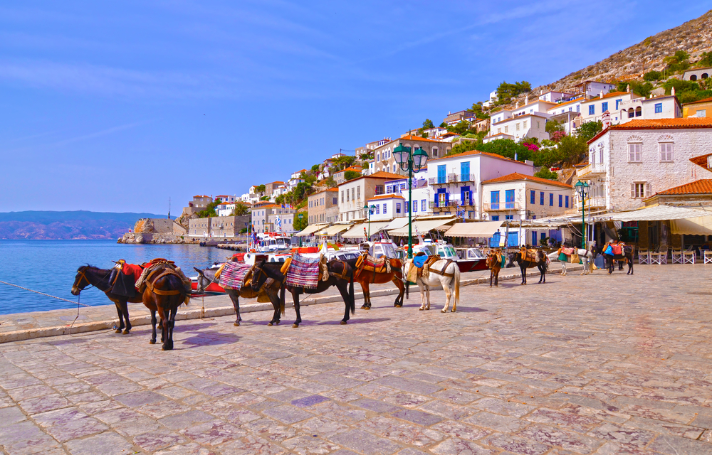Greckie Wyspy Sarońskie – krok bliżej do raju