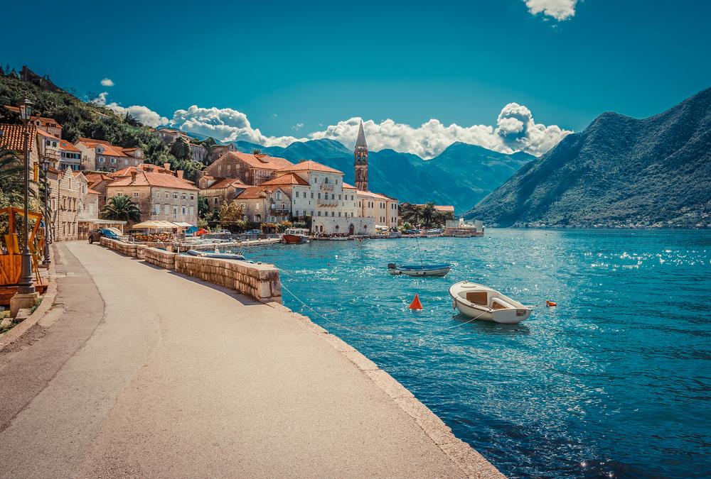 Naturalne piękno Czarnogóry