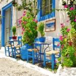 Warto skusić się na smaki greckiej kuchni.