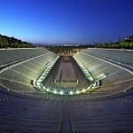 Stadion Panathinaiko.
