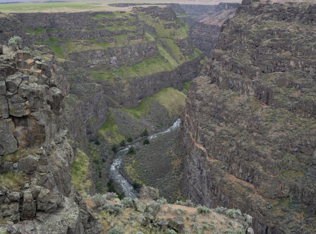 Brunea Canyon