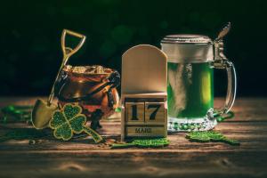 Dzień św. Patryka to irlandzkie święto narodowe i religijne obchodzone 17 marca.