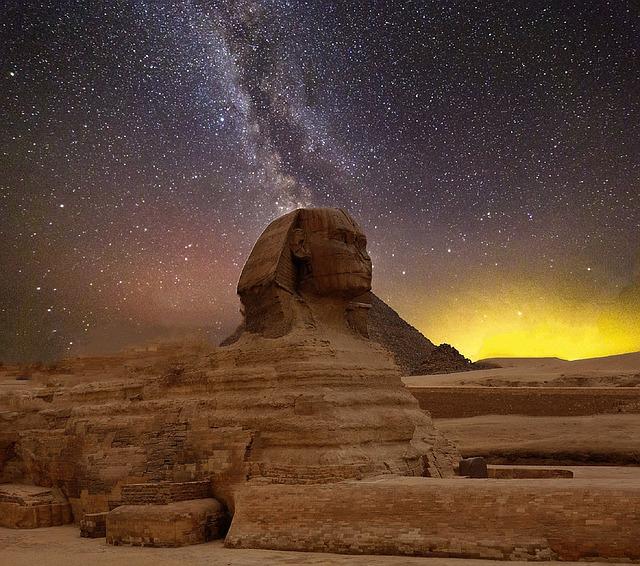 Gorrrrący Sylwester? Może w Egipcie?