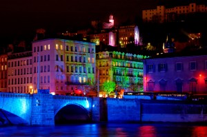 Festiwal Światła w Lyonie to jeden z najbardziej ekscytujących weekendów w roku we Francji.