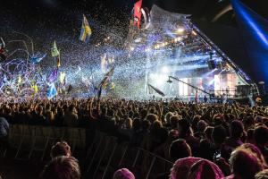 Glastonbury Festival to jedna z największych na świecie imprez muzycznych.