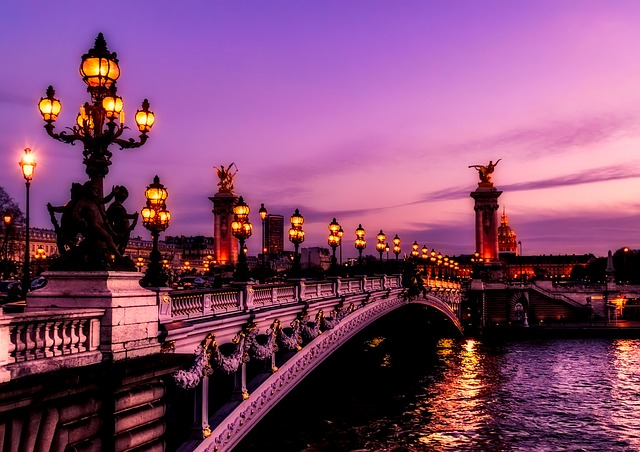 Sylwester w Paryżu!