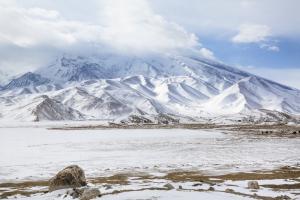 Szczyt Muztagata w Chinach należy do 50 najwyższych gór na Ziemi