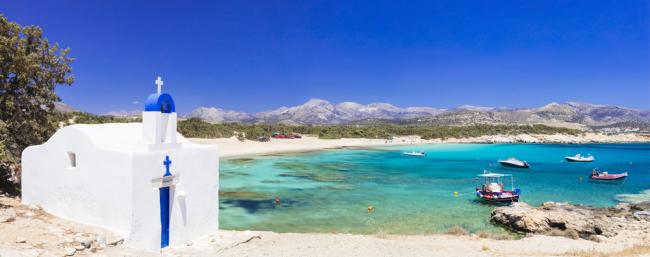 Naxos to upajający zapach oliwek, winogron i cytrusów...