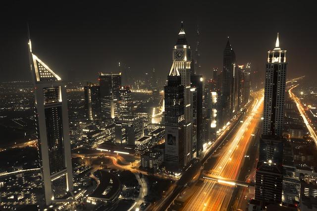 Dubaj – miasto pełne atrakcji!