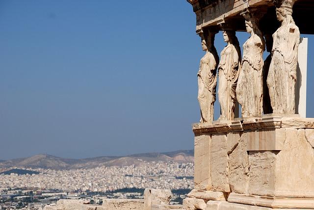 Fascynująca kultura Grecji