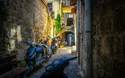 Wyspy greckie na wakacje!