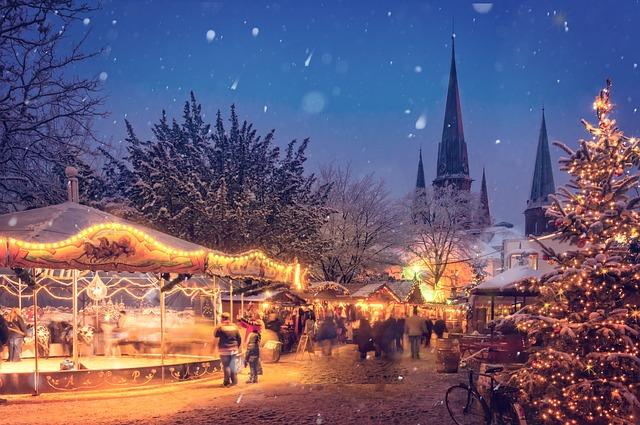 Jarmarki świąteczne – pomysł na City Break!