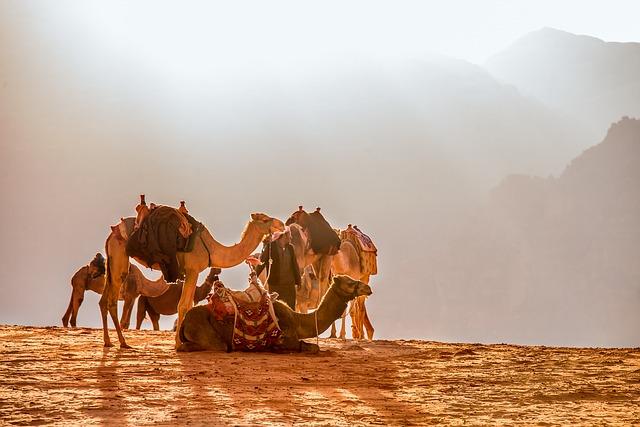 Góra Nebo – czyli podróż do Jordanii