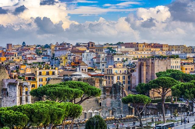 Majówka… w Rzymie?