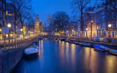 Weekend w Amsterdamie!