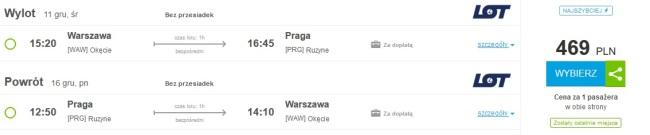 Praga-loty