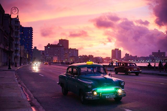 Kuba – gdzie jechać? Top 3 atrakcje