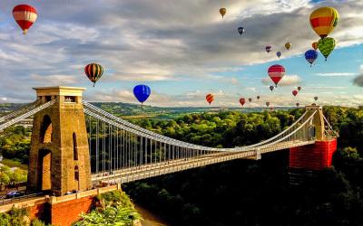 Tanie loty do Bristolu