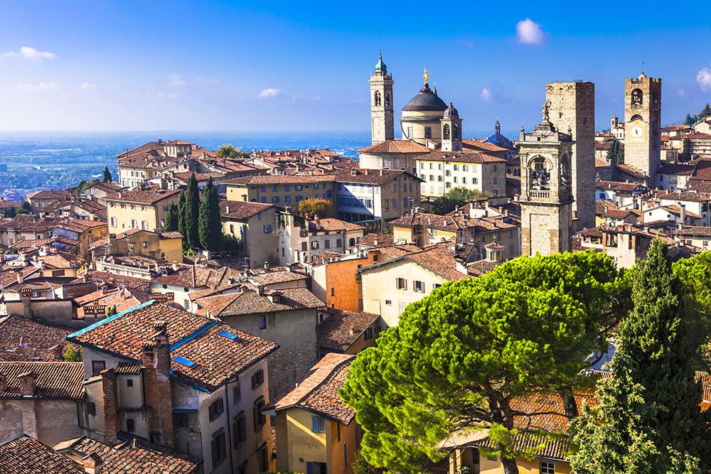 Bilety do Bergamo w super cenie od 78 zł!