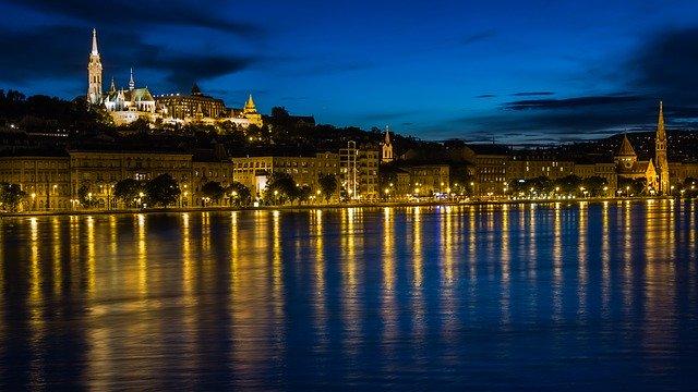 Wypad do Budapesztu