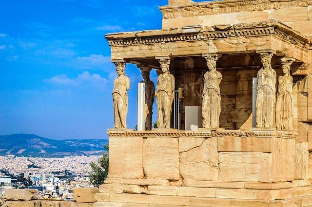 Ateny na weekend – TOP 3 atrakcje