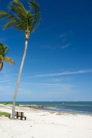 Virginia Key Beach w Miami