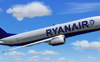 Ryanair przenosi loty krajowe go Gdańska i Wrocławia na Lotnisko Chopina ! Nowe połączenia z Modlina!