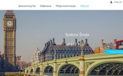 LOT Szalona Środa: Poznań od 149 zł/os, Mediolan od 449 zł/os, Londyn od 499 zł/os