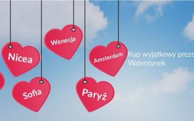 LOT Walentynkowa promocja: europejskie kierunki od 349 zł/os, krajowe od 119 zł/os ! Terminy wakacyjne!