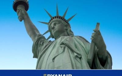 Rewolucja w Ryanair: ruszyła sprzedaż biletów do USA i Ameryki Południowej
