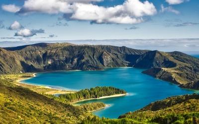 A może Azory? Wyspa Sao Miguel