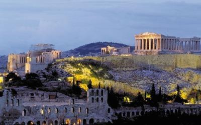 Zimą? Do Grecji!