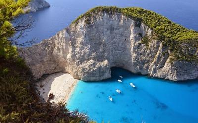 Urlop na greckiej wyspie!