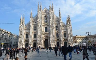 Dzień Matki… w Mediolanie?